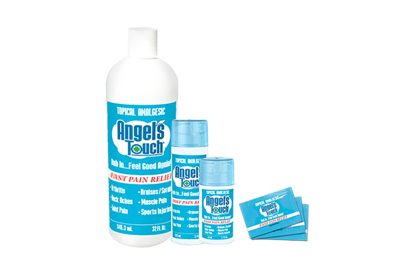 Free Angel's Touch Pain Reliever