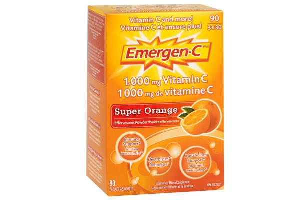 Free Emergen-C Sachet