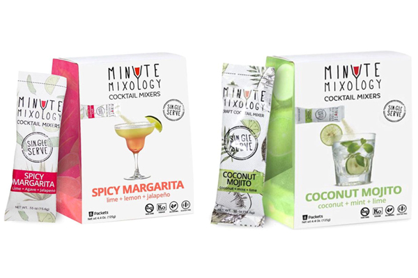 Free Minute Mixology