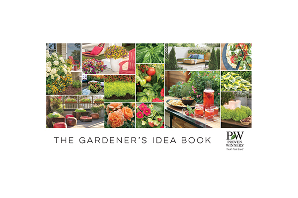 Free Gardener's Idea Book Sample