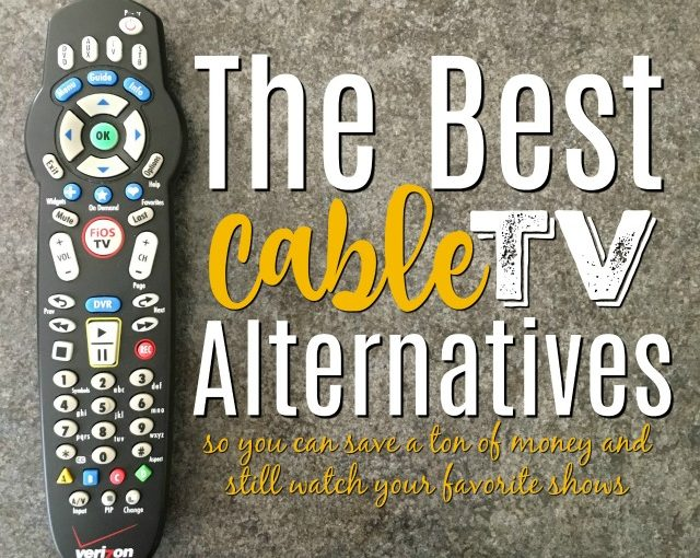 5 Best Replacements of Cable TV In 2019