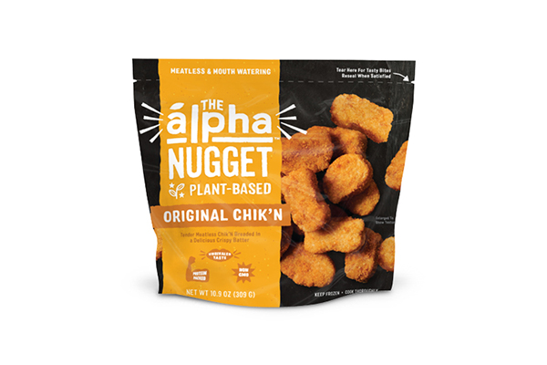 Free Alpha Meatless Nuggets