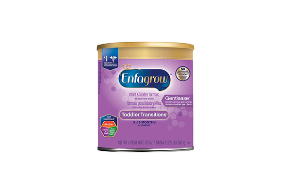 Free Enfagrow Toddler's Formula Sample