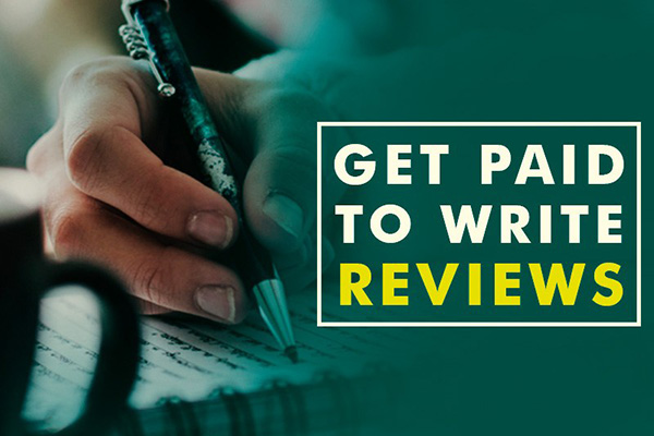 12 Different Ways to Get Paid For Writing Your Reviews