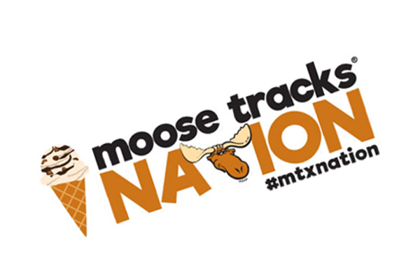 Free Moose Tracks Nation Sticker