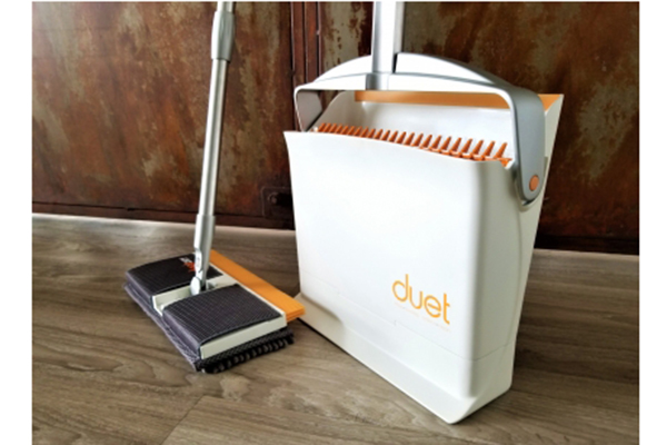 Free Duet Mop & Bucket