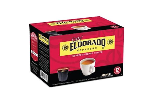 Free ELDORADO Coffee K-Cup