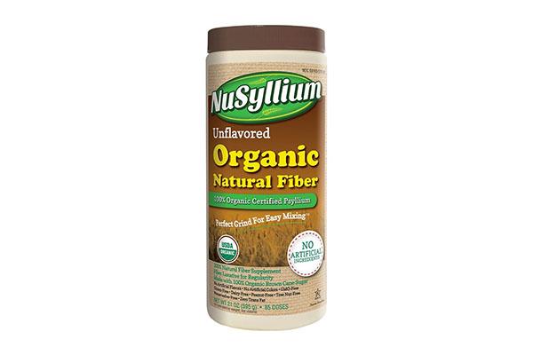 Free NuSyllium Organic Fiber