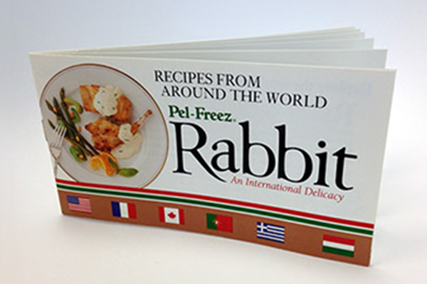 Free Rabbit Recipe Book