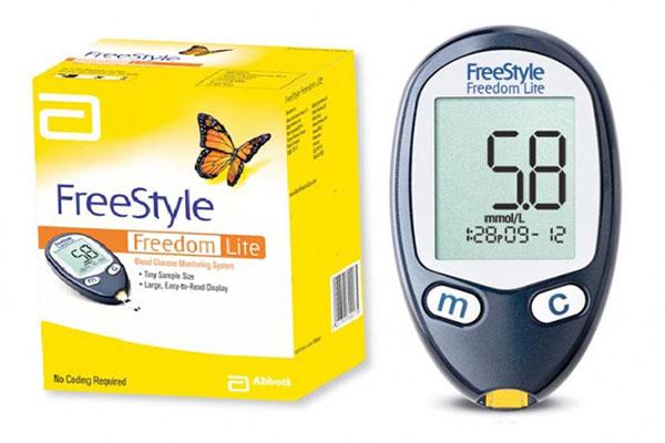 Free Blood Glucose Meter
