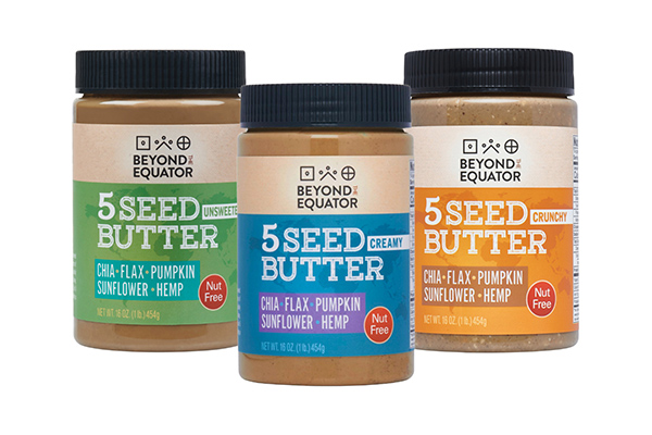 Free Creamy 5 Seed Butter Sample
