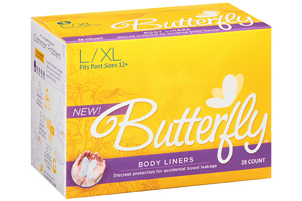Free Butterfly Body Liners