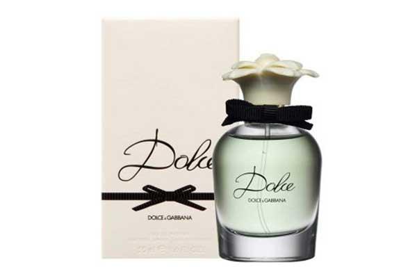 Free Dolce & Gabbana Perfume