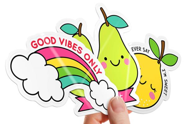 Free Custom Vinyl Sticker