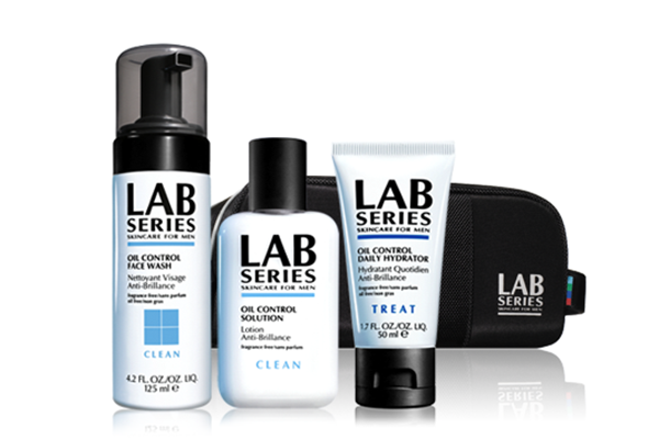 Free Lab Series Men's Skin Care Products