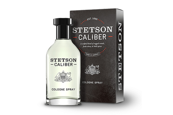Free Stetson Caliber Perfume For Men