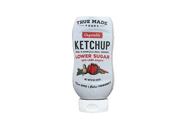 Free True Made Ketchup