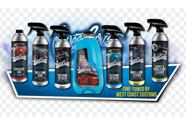 Free Car Care Products