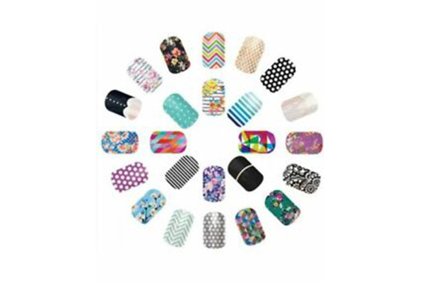Free Jamberry Nail Wraps
