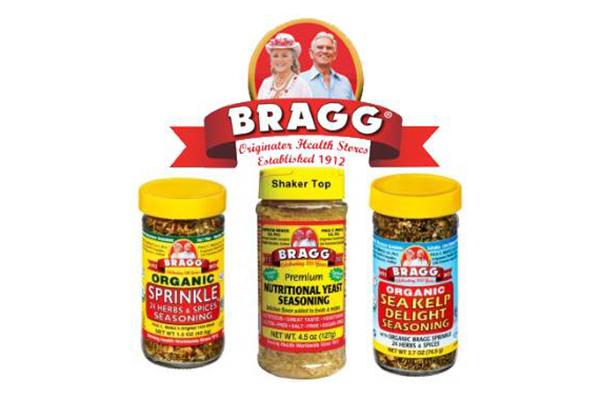 Free Bragg Seasoning & Yeast