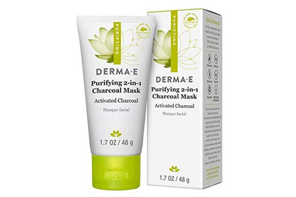 Free Derma E 2 in 1 Charcoal Mask