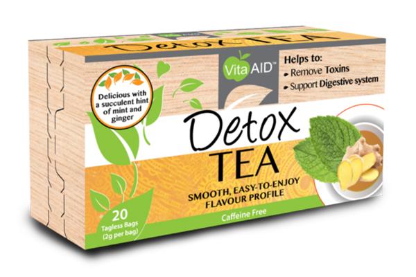 Free Detox Tea