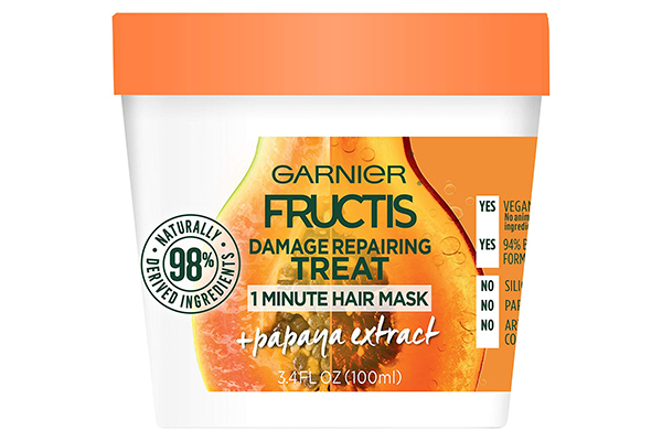 Free Garnier Fructis 1 Minute Hair Mask
