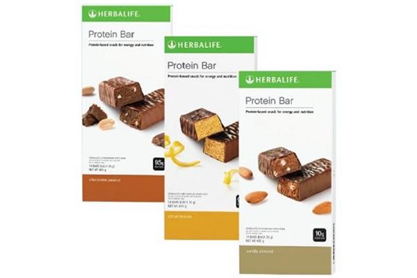 Free Herbalife Protein Bars