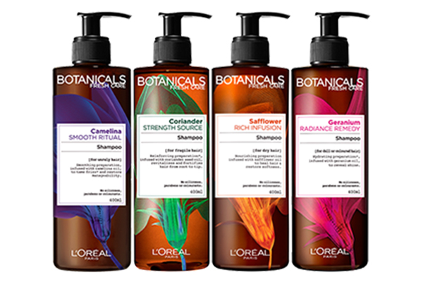 Free L'Oreal Paris Botanical Shampoo