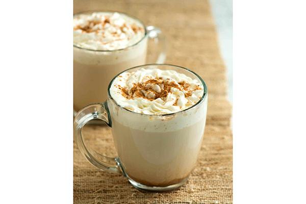 Free Pumpkin Spice Cappuccino