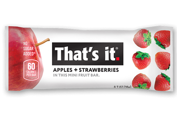 Free Fruit Bars