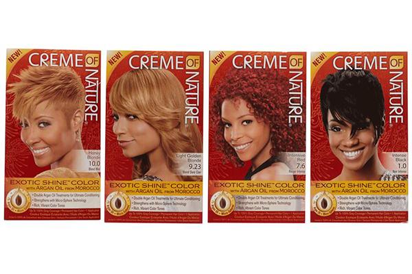 Free Argan Exotic Shine Hair Color