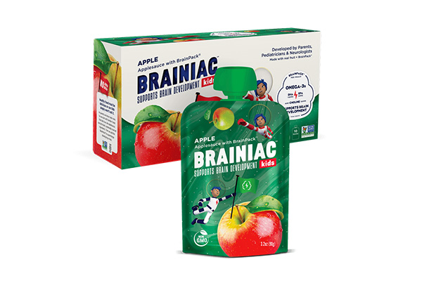 Free Brainiac Kids Applesauce