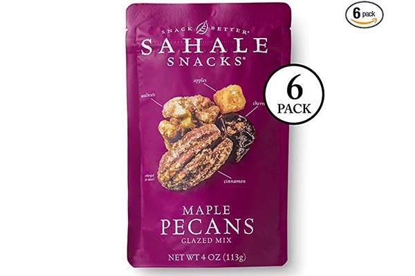 Free Sahale Maple Pecan Mix
