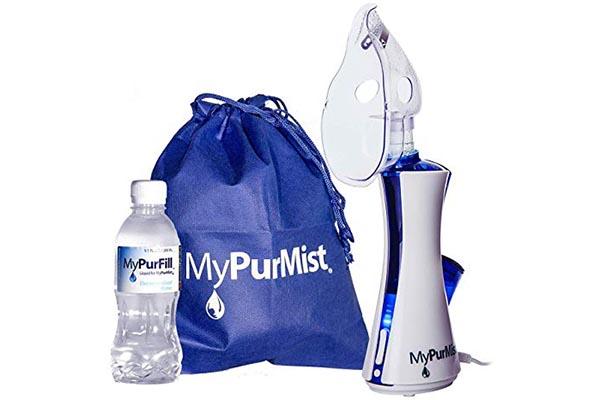 Free MyPur Mist Steam Inhalers