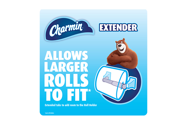 Free Charmin Roll Extender