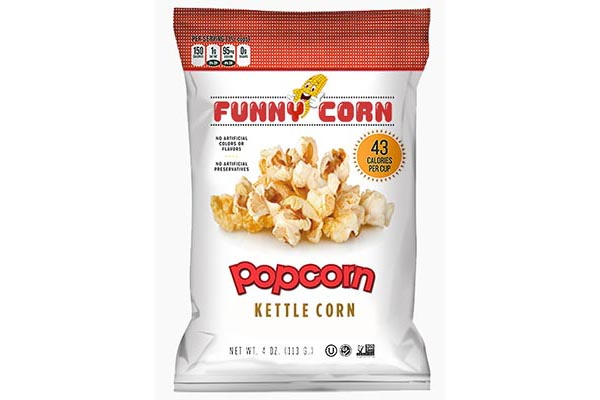 Free Funny Corn Popcorn Sample