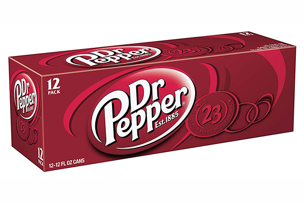 Free Dr. Pepper Pepper Pack