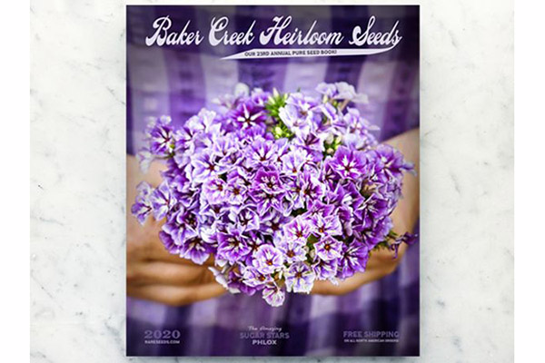 Free Heirloom Seed Catalog