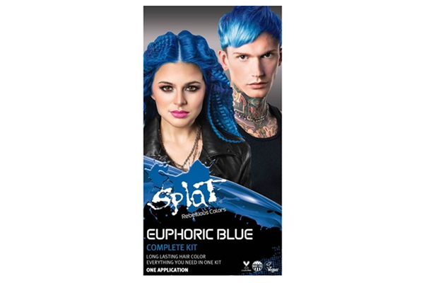 Free Splat Euphoric Hair Complete Kit