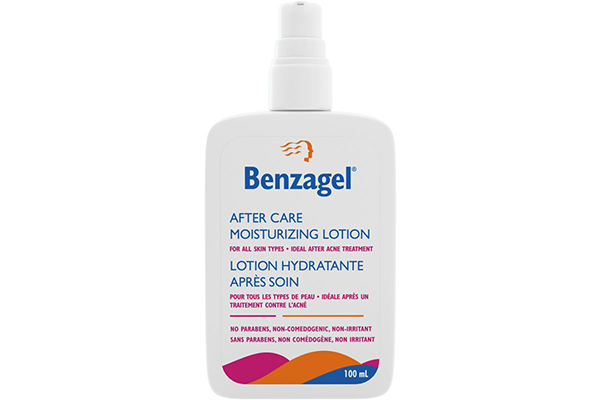Free Benzagel® Moisturizing Lotion