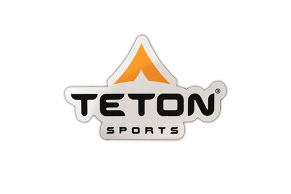Free Teton Sticker