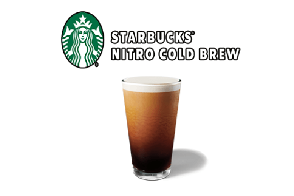 Free Starbucks Nitro Cold Brew