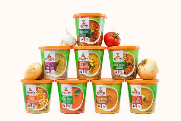 Free Boulder Organic Soup