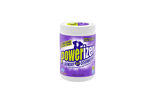 Free Powerizer Detergent Sample