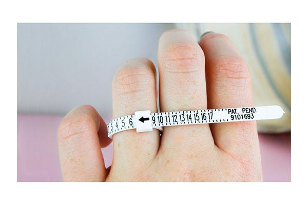 Free Ring Sizer Sample