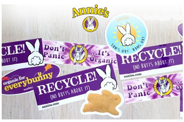 Free Bunny Sticker