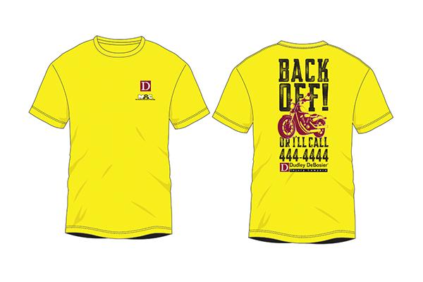 Free MAC T-Shirt