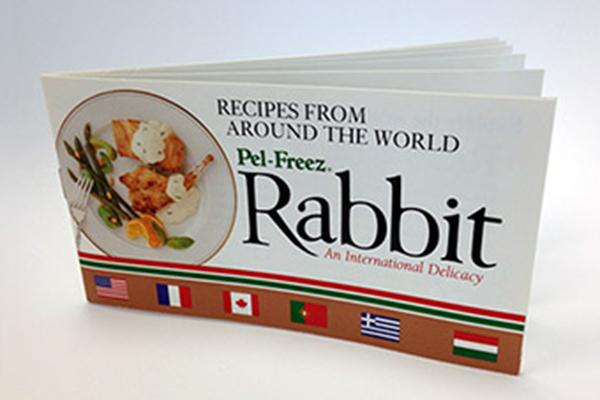 Free Rabbit Recipe Book
