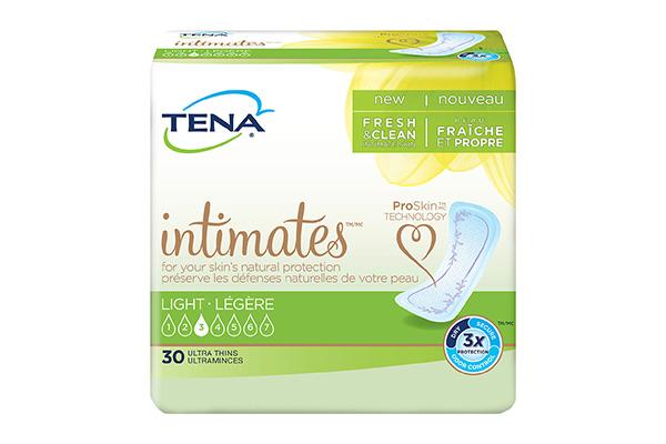 Free TENA Intimate Pads